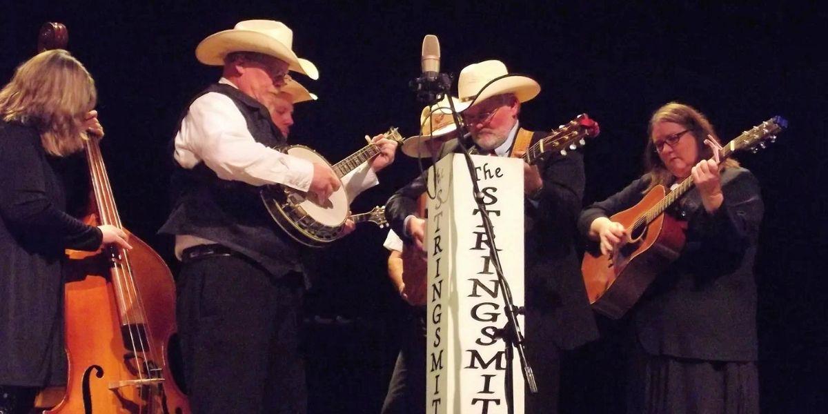 Cameron Bluegrass Festival: The Stringsmiths