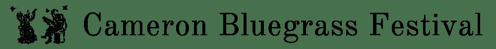 Cameron Bluegrass Festival