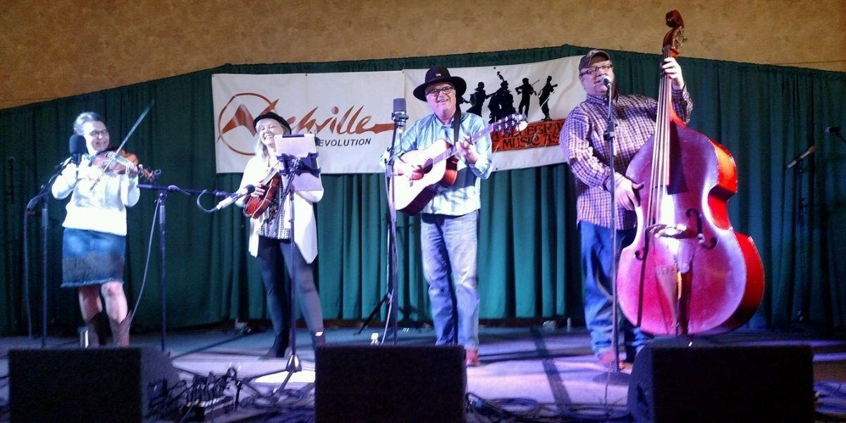 Cameron Bluegrass Festival: Flattgrass Revival