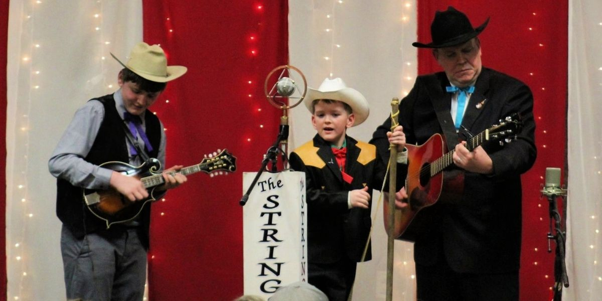Cameron Bluegrass Festival: The New Midnight Coal Company